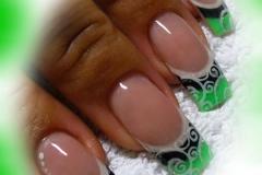 gelové nehty fotogalerie | Akční sady